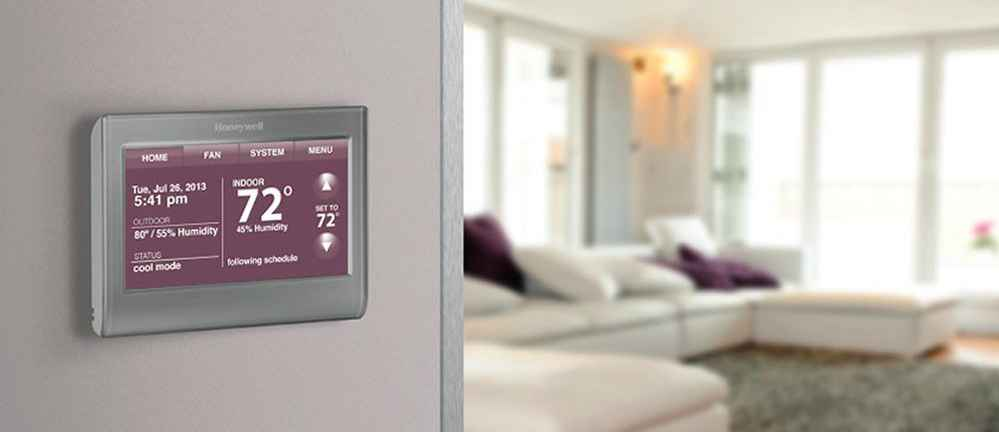 Smart Home Air and Heating
